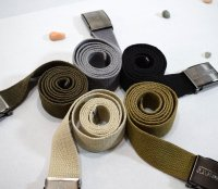 Hemp Scout Belt
