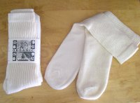 Organic Threads Regular Crew Socks (3-pack)
