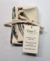 Organic Kitchen Towel & Cloth Set