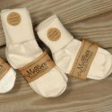 Organic Baby & Toddler Anklet Socks