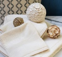 4 Piece Towel & Wash Cloth Set