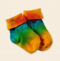 Baby & Toddler Tie-dye Socks