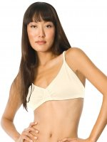 BLUE CANOE Gathered Bra