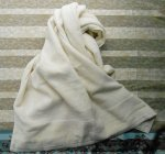 Organic Cotton Bath Towel - Natural