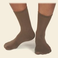 Maggie\'s Herringbone Dress Socks