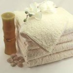 Organic Cotton BATH SHEET - Natural