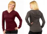 Long Sleeve Fair-Trade Organic Cotton Hoodie