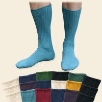 Maggie\'s Classic Crew Socks Tri-Color 3-Pack