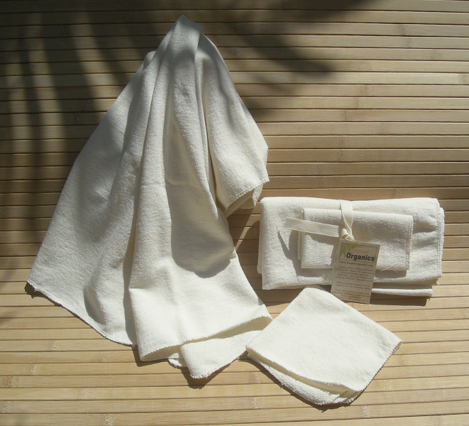 Kitchen Towel Cloth Set Organic Cotton Kitchen Towel And Cloth Set