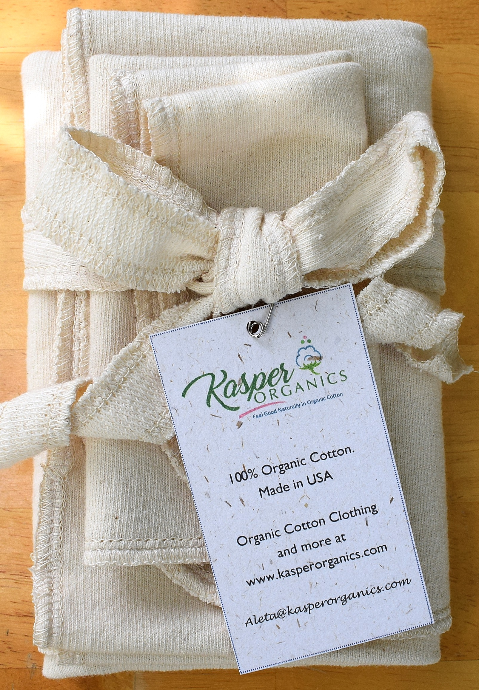Organic Cotton Kitchen Towel Cloth Set